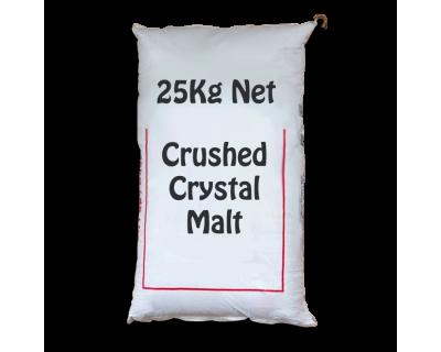 Crushed Crystal Malt - 25kg Bulk Sack