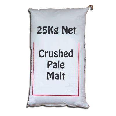 Crushed Pale Malt - Maris Otter - 25kg Bulk Sack