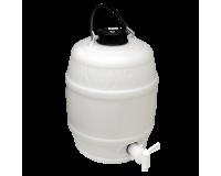 2 Gallon Barrel With Vent Cap