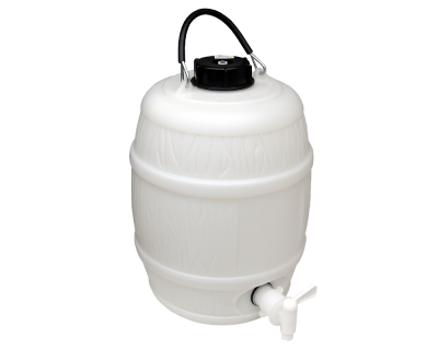 2 Gallon Barrel With Vent Cap