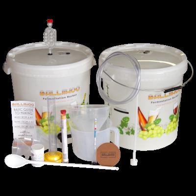 Basic Starter Equipment Kit For 30 Bottles Of Wine