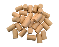 Wine Bottle Straight Corks - Pack of 30