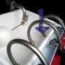 Replacement Filling Stick Seals For 3 Spout Syphon Bottle Filler