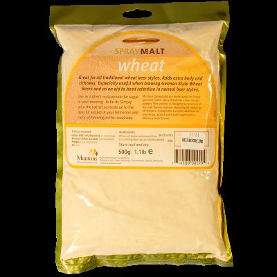 Muntons Spraymalt Wheat 500g