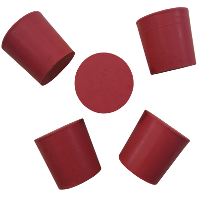 Solid Rubber Bungs To Fit Demijohn - Pack of 5
