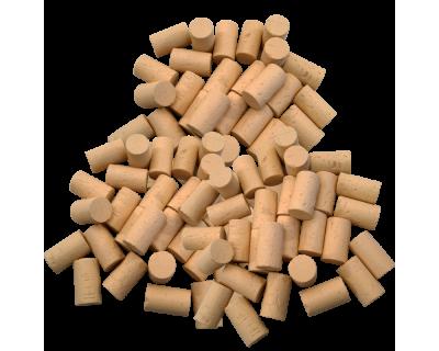 Wine Bottle Straight Corks - Pack of 90