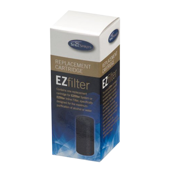 Still Spirits - EZ Replacement Carbon Filter Cartridge - Product Code 55453