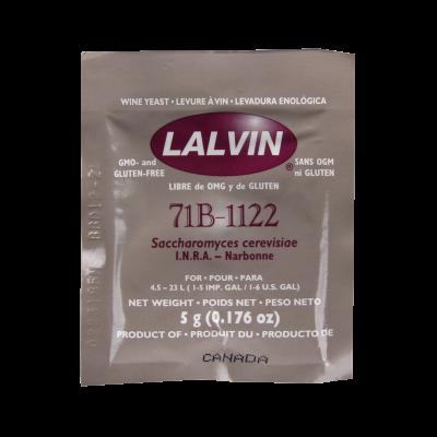 Lalvin Noveau Wine Yeast 71B-1122