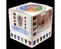 Alcoshot Starter Kit - Mixed Fruit Flavour Shot Kit