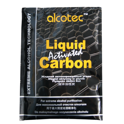 Alcotec Liquid Activated Carbon - 200g Sachet - Treats Up To 25 Litres