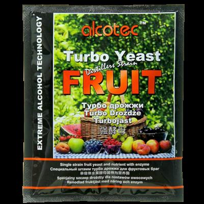 Alcotec Fruit Turbo Yeast - 60g Sachet