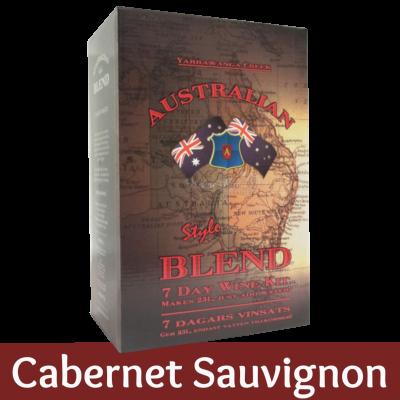 Australian Blend - 30 Bottle Red Wine Kit - Cabernet Sauvignon