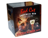 Bulldog Brews 4.7kg - Bad Cat Imperial Red Craft Beer Kit