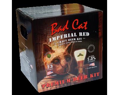 Bulldog Brews 4.7kg - Bad Cat Imperial Red Craft Beer Kit