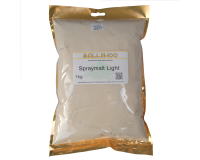 Balliihoo Light Spraymalt 1kg