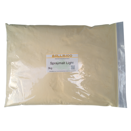 Balliihoo Light Spraymalt 3kg