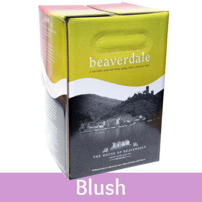 Beaverdale - 30 Bottle Rose Wine Ingredient Kit - Blush