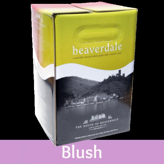 Beaverdale - 30 Bottle Rose Wine Ingredient Kit - Blush