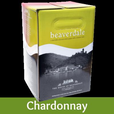 Beaverdale 30 Bottle White Wine Ingredient Kit - Chardonnay