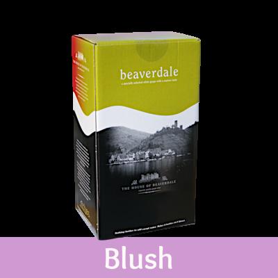 Beaverdale 6 Bottle Wine Ingredient Kit - Blush (Rose)