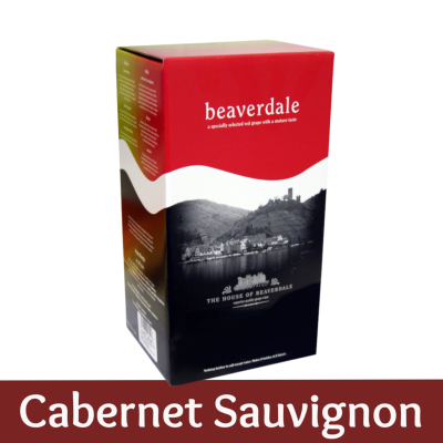 Beaverdale 6 Bottle Red Wine Ingredient Kit - Cabernet Sauvignon
