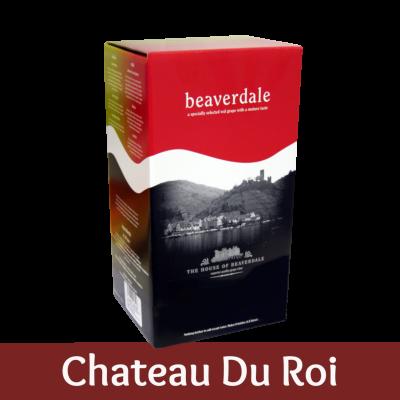 Beaverdale 6 Bottle Red Wine Ingredient Kit - Vieux Chateau Du Roi