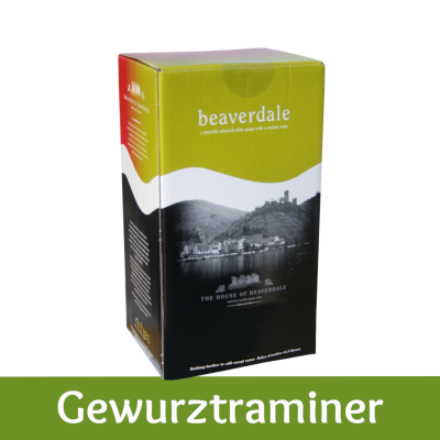 Beaverdale 6 Bottle Wine Ingredient Kit - Gewurztraminer