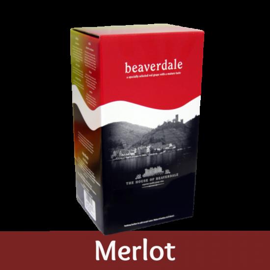Beaverdale 6 Bottle Red Wine Ingredient Kit - Merlot