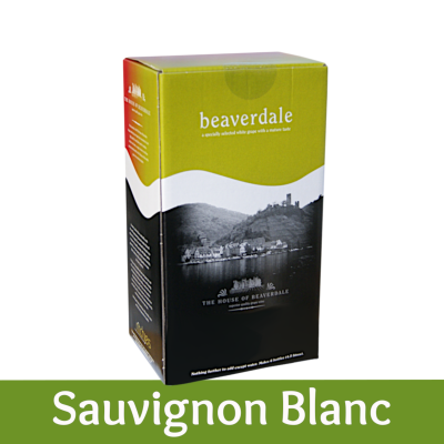 Beaverdale 6 Bottle White Wine Ingredient Kit - Sauvignon Blanc