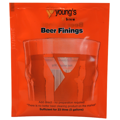 Finings For Beer - 30 Gram Sachet