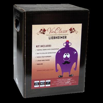 VinClasse Liebheimer 23 Litre - 7 Day