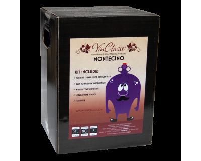 SPECIAL OFFER - VinClasse 30 Bottle Montecino White Wine Ingredient Kit - Short BBE