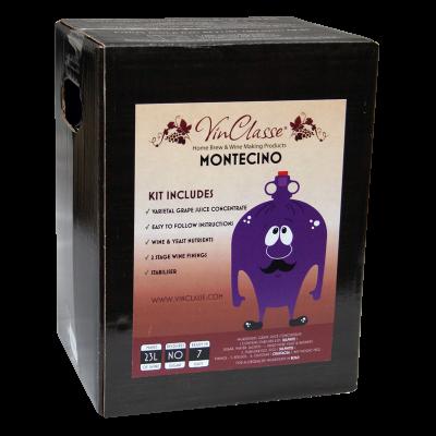 VinClasse Montecino 23 Litre - 7 Day