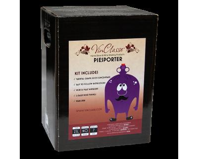 SPECIAL OFFER - VinClasse 30 Bottle Piesporter White Wine Ingredient Kit - Short BBE