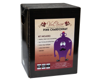 SPECIAL OFFER - VinClasse 30 Bottle Pink Chardonnay Ingredient Kit - Expired BBE