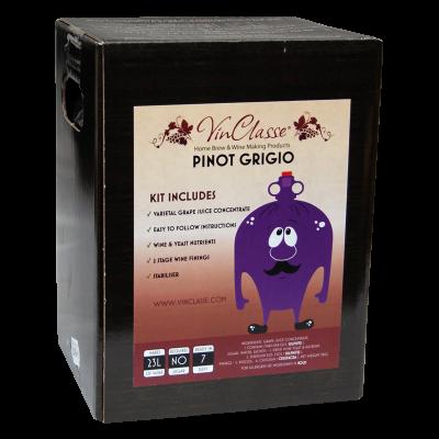 VinClasse Pinot Grigio 23 Litre - 7 Day