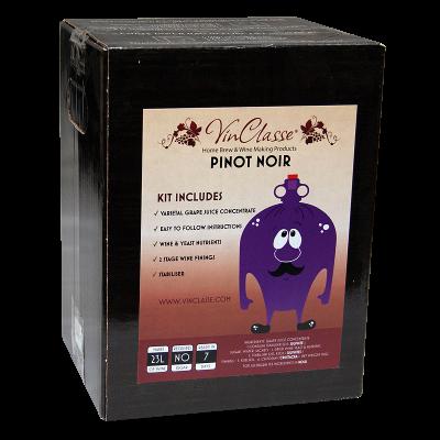 VinClasse Pinot Noir 23 Litre - 7 Day