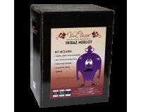 SPECIAL OFFER - VinClasse Shiraz Merlot - 30 Bottle Wine Ingredient Kit - Short BBE