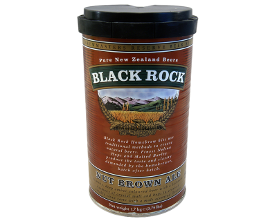 SPECIAL OFFER - Black Rock Nut Brown Ale - 40 Pint Ingredient Kit - Expired BBE