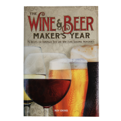 Wine And Beer Makers Year Book -  By Roy Ekins