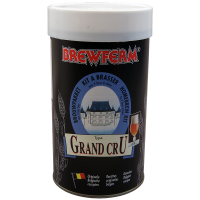 SPECIAL OFFER - Brewferm Grand Cru - 16 Pint Belgian Beer Kit - Dented Tin