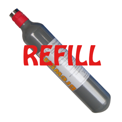 Brewgas L30 - S30 Co2 Cylinder REFILL (Replaces Hambleton Bard S30 Cylinders)