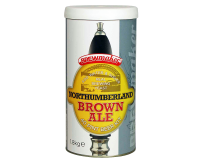 SPECIAL OFFER - Brewmaker Northumberland Brown Ale - 40 Pint Ingredient Kit - Expired BBE