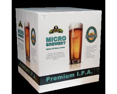 Bulldog Micro Brewery - I.P.A