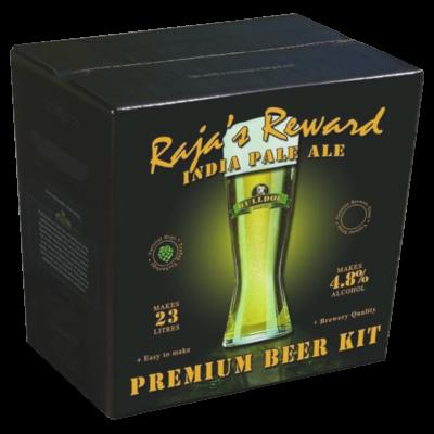 Bulldog Brews 3.4kg - Rajas Reward India Pale Ale