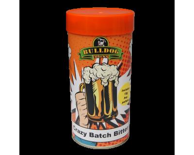 SPECIAL OFFER - Bulldog Brews Crazy Batch Bitter - 40 Pint Ingredient Kit - Short BBE