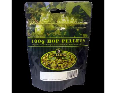 UK Hop Pellets 100g - East Kent Goldings