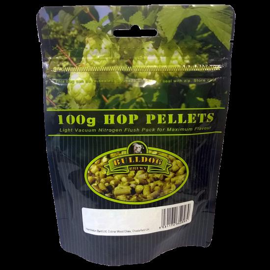 German Hop Pellets 100g - Perle