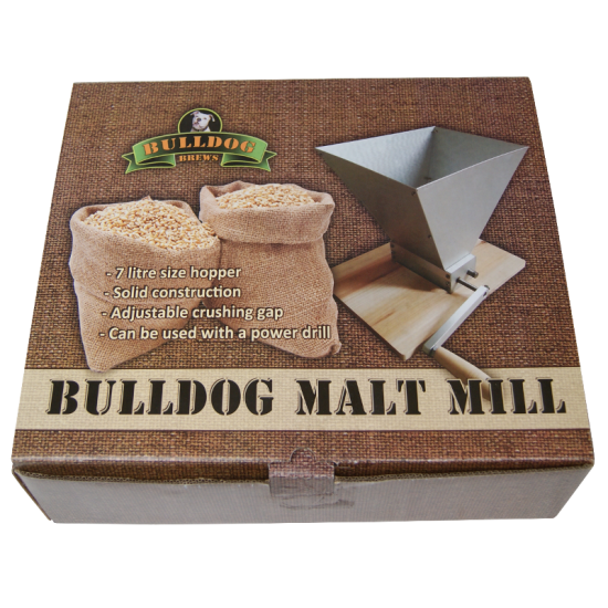 Malt Mill / Crusher - Bulldog
