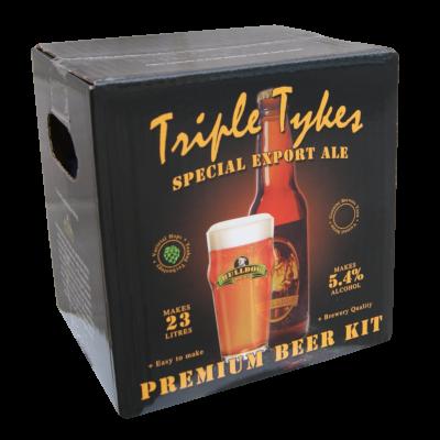 Bulldog Brews 4kg - Triple Tykes Special Export Ale